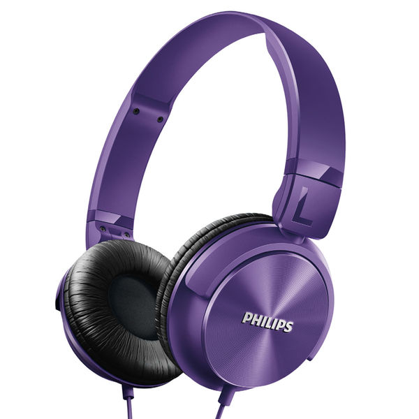 Philips SHL3060PP/00 Headphones DJ range-32mm drivers/closed-back (SHL3060PP)