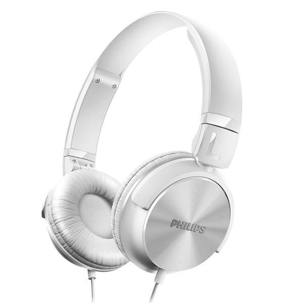 Philips SHL3060WT/00 Headphones DJ range-32mm drivers/closed-back (SHL3060WT)