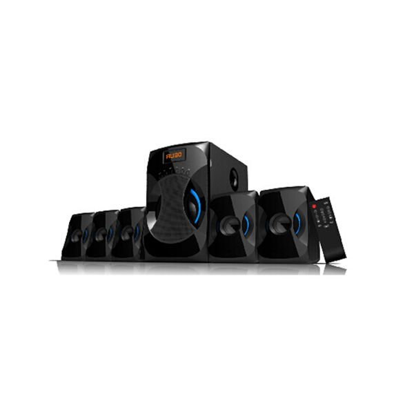 Philips SPA 4040 B Blue Blast Home Theater System (SPA4040B )
