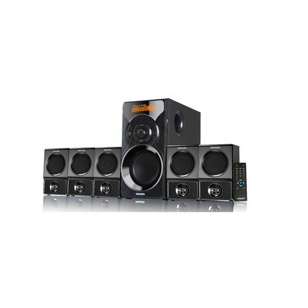 Philips SPA 6700 B Cannon BT Home Theater System (SPA6700 ) (Unboxed)