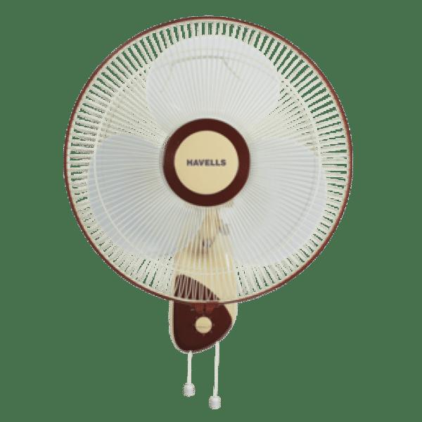 Havells 400 mm Swanky Wall Fan FHWS4STBRN16