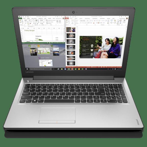 """Lenovo Ideapad 310 (80TV018WIH) (Core i5 (7th Gen)/8 GB/1 TB/39.6 cm (15.6"""")/DOS/2 GB)"""