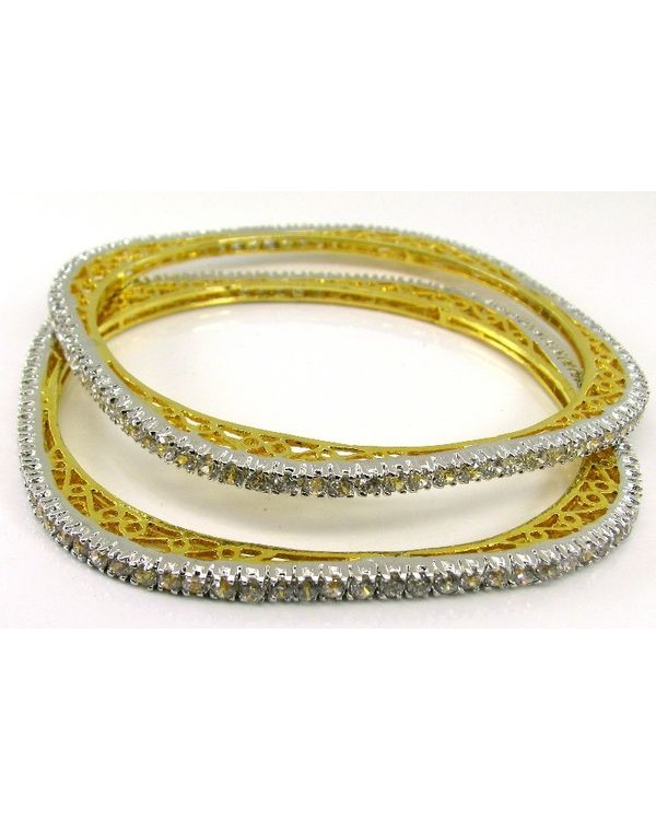 bangle reid and carat bracelet jewelers white diamond bangles product gold st todd info xl pave
