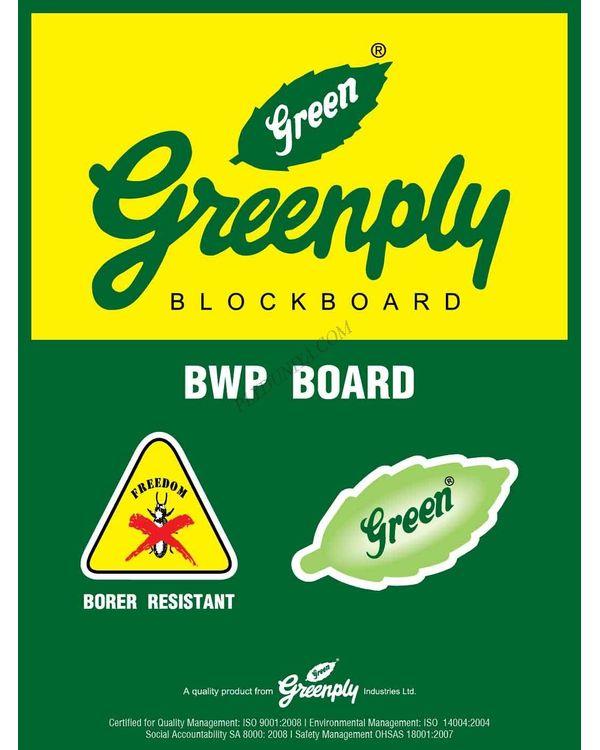 Greenply gold marine grade block board thickness mm