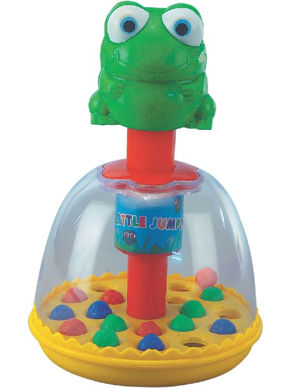 Anand Jumping Frog Activity Toy