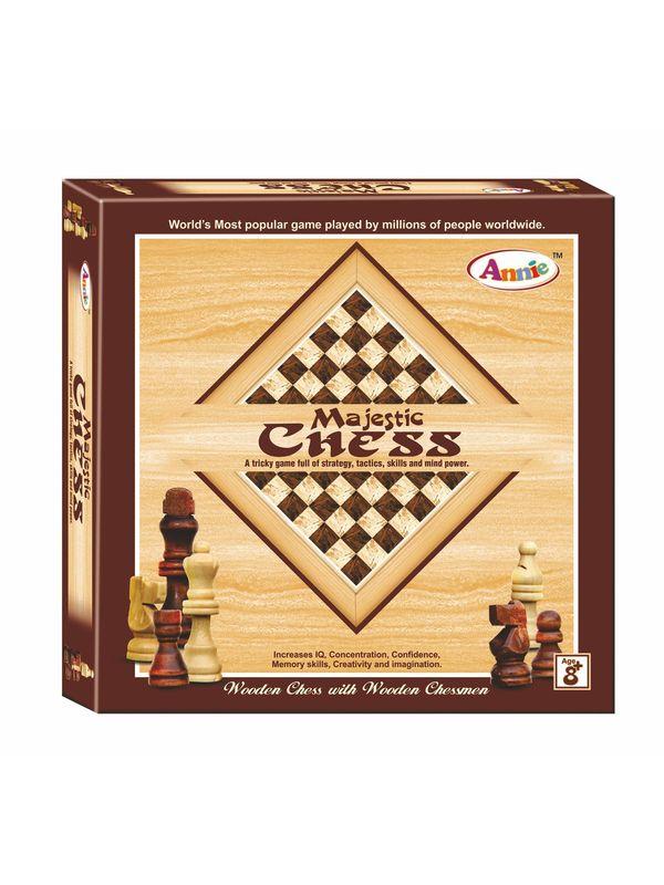 Annie Majestic Chess