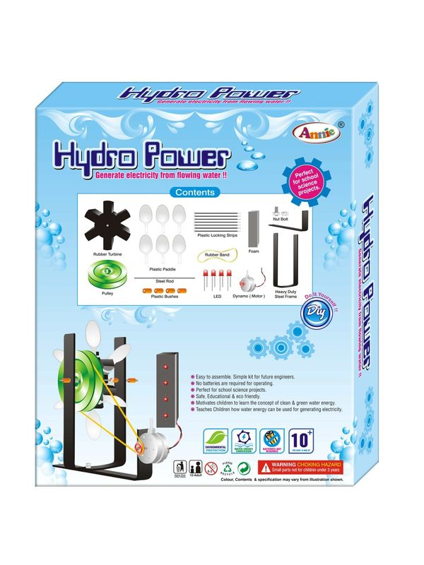 Annie hydro power kit diy kit solutioingenieria Image collections