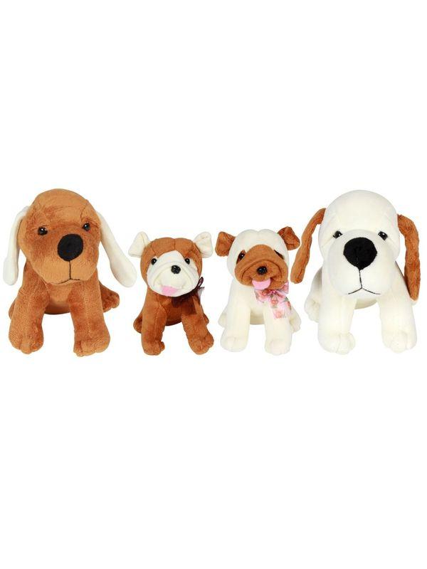 DealBindaas Stuff Dog Mini Puppy 4 Pcs Combo