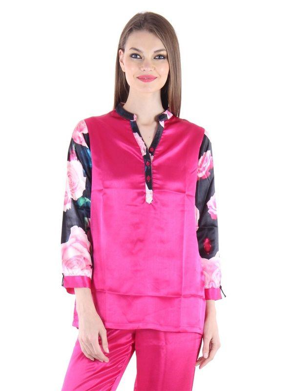 Fuschia Top & Pajama