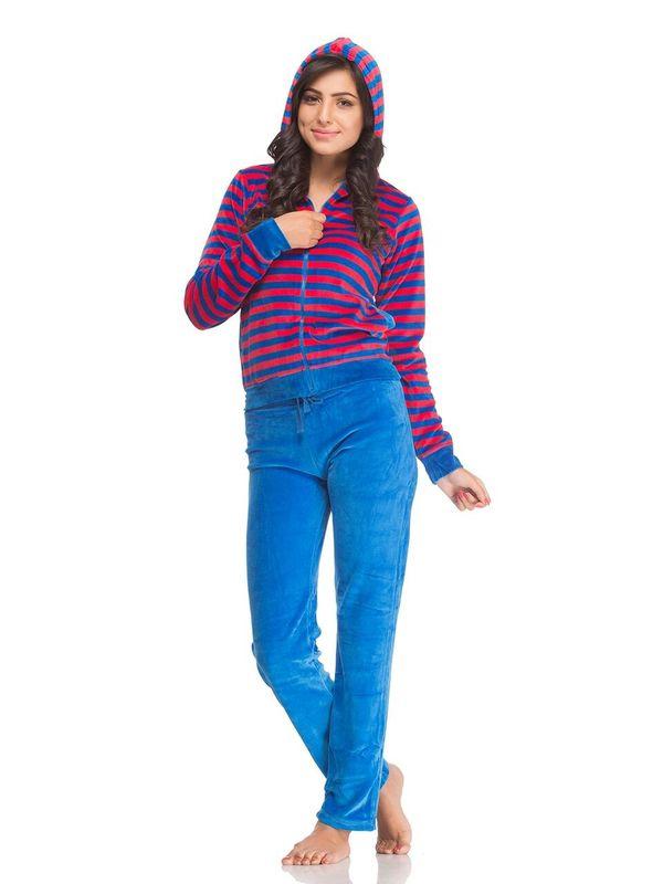 Red & Blue Nightwear Set