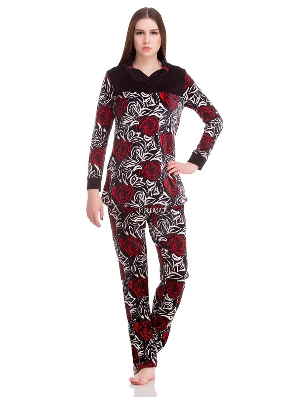 Pajama In Red Color