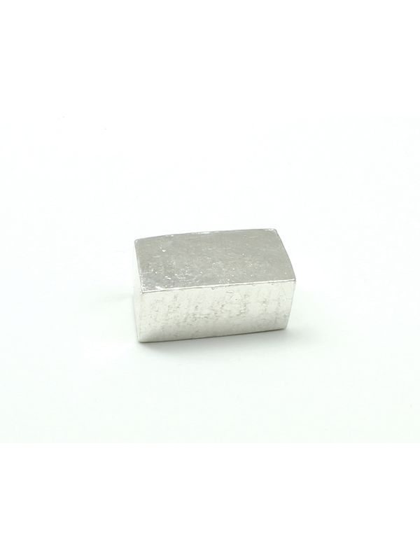 Pure Silver Brick rectangle shape chandi ki int for lal kitab remedy