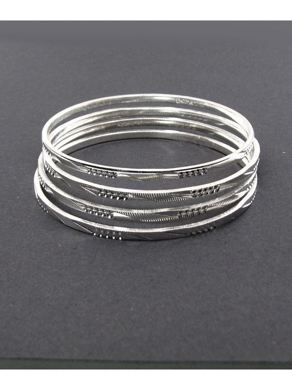 water htm silver white sterling bangle mail bangles list by from