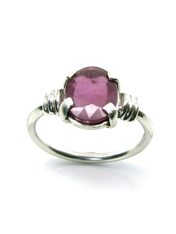 sterling silver blue ad ct pink stone round gemstone rings itm ring topaz and