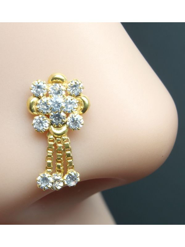 Jewelry Watches Body Piercing Jewelry Crystal Nose Piercing