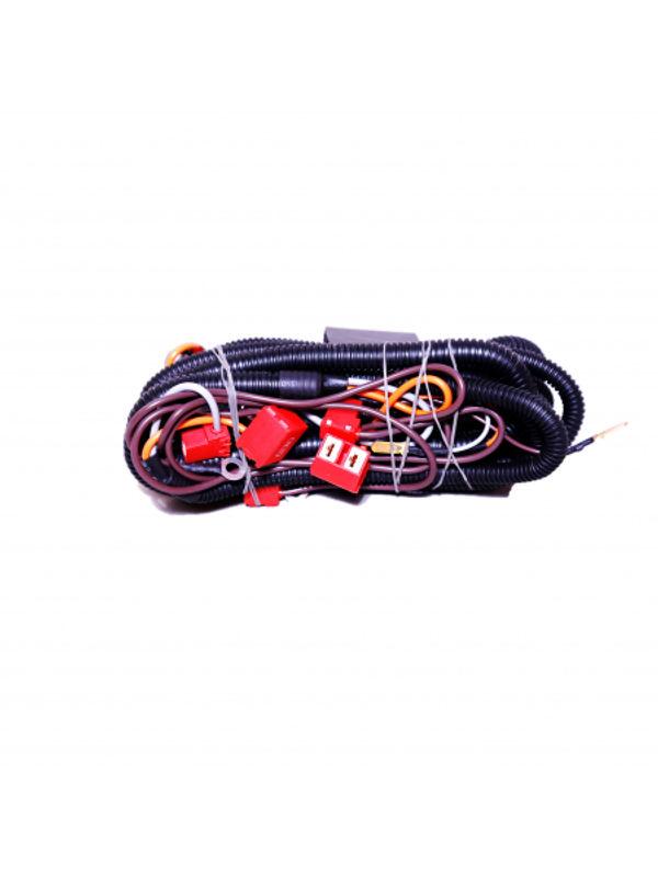 hella 329317061 h7 / h7 & h1 / h7 heap lamp wiring harness