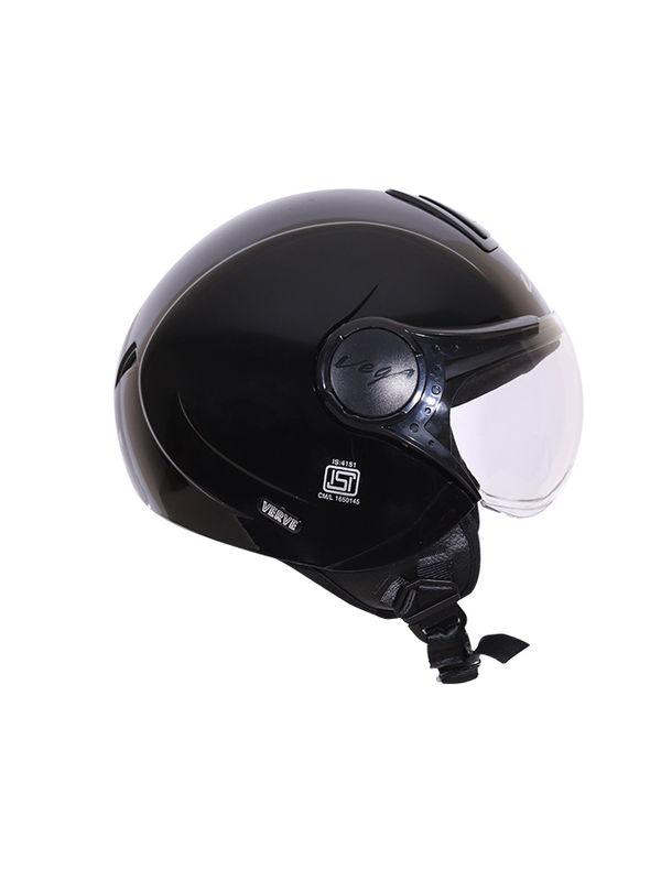 8cc764c6 ... Vega Verve Black Helmet Pack of 3