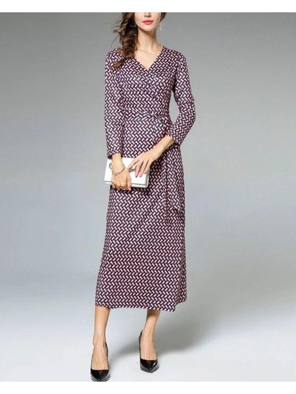 Vintage Midi Dresses