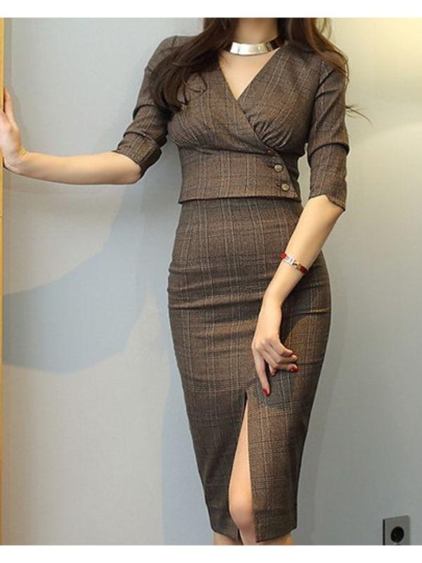 Sexy Power Dress