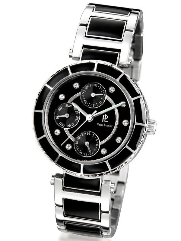 Pierre Lannier-100G631 Multifunction Ladies Watch