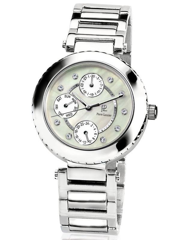 Pierre Lannier-100G691  Multifunction Ladies Watch
