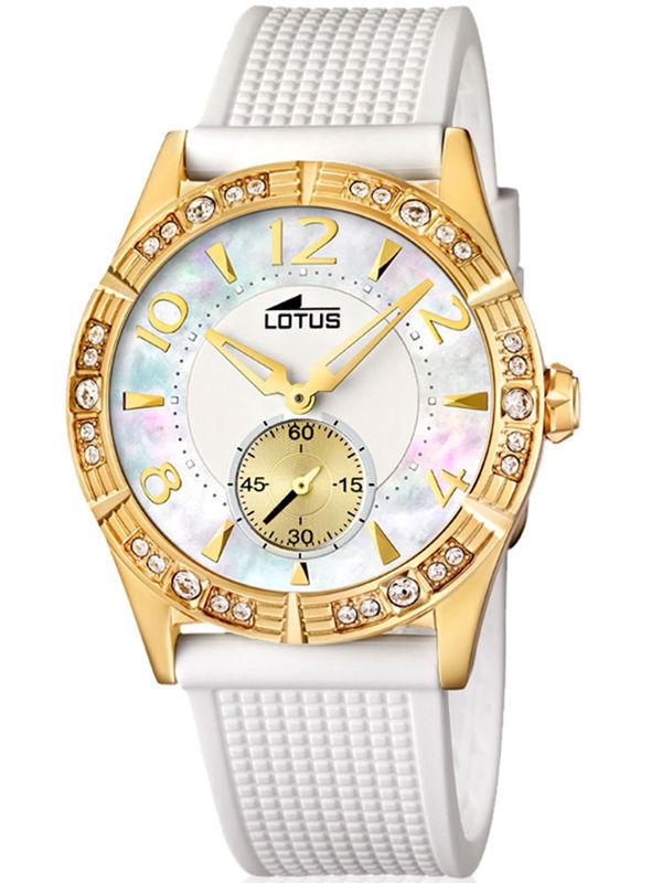 Lotus -15762-1  Ladies Cool Analog Watch