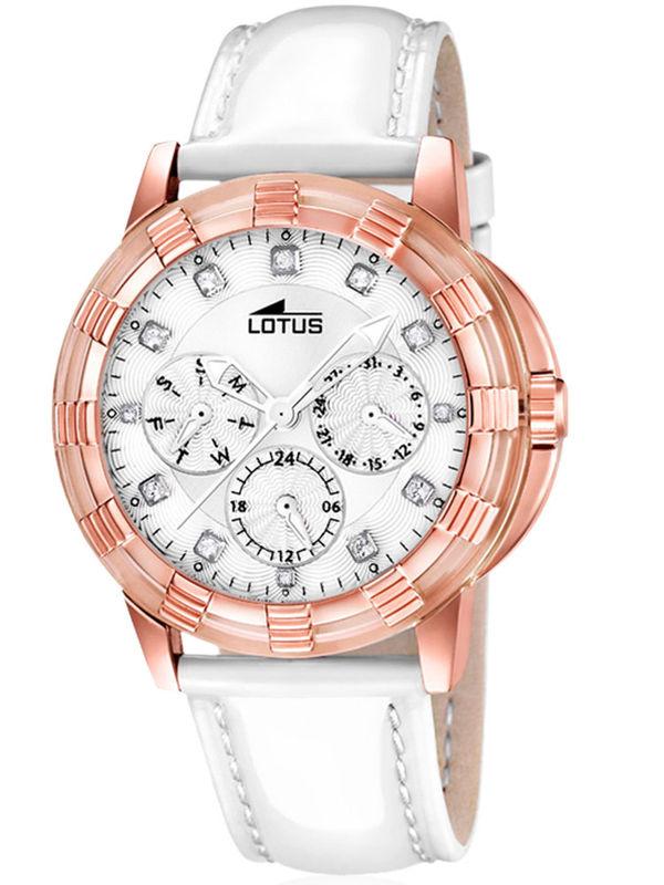 Lotus -15858-1  Ladies Multifunction Analog Watch