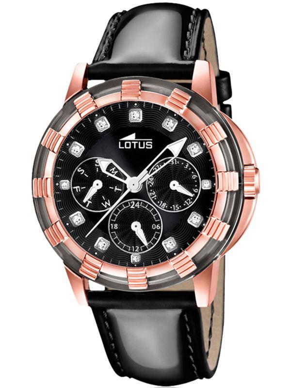 Lotus -15858-2  Ladies Multifunction Analog Watch