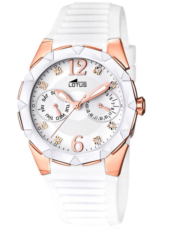 Lotus -15866-1  Ladies Multifunction Analog Watch