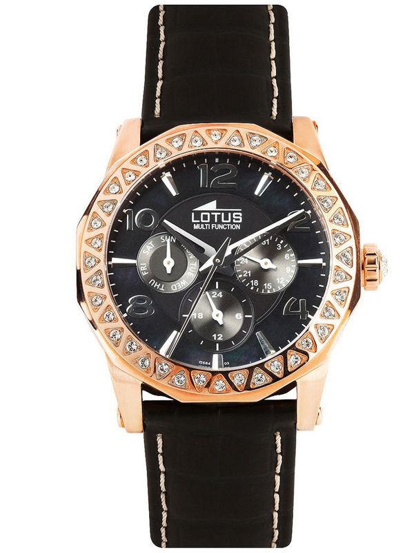 Lotus -15873-2  Ladies Multifunction Analog Watch