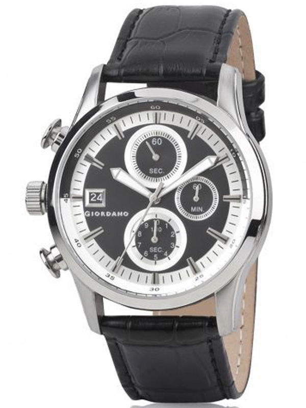 Giordano-1613-01  Chronograph Mens Watch