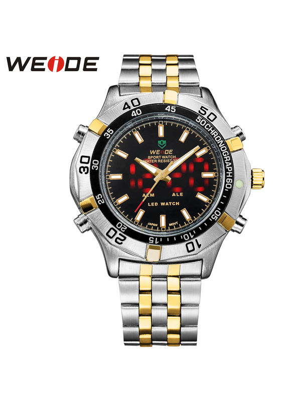 Weide-WH905-1C Analog-Digital  Mens Chronograph Watch