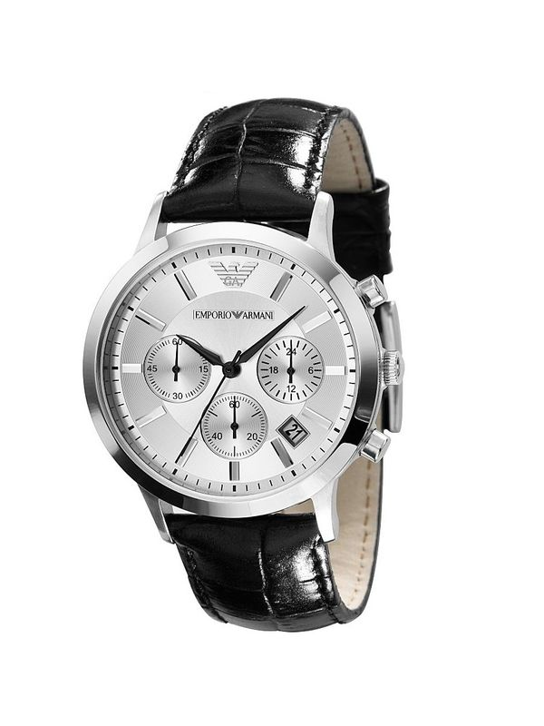 Emporio Armani-AR2432  Chronograph Analog Mens Watch