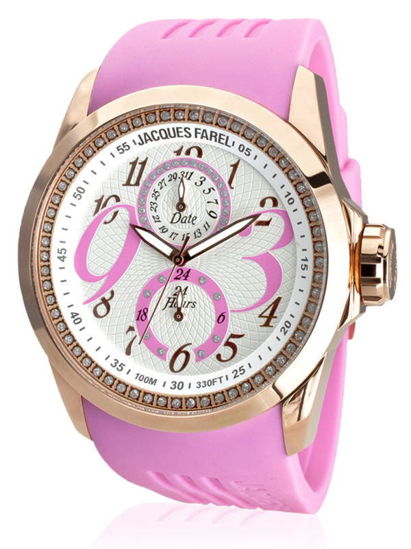 Jacques Farel-ATL5503-RM  Analog Ladies Watch
