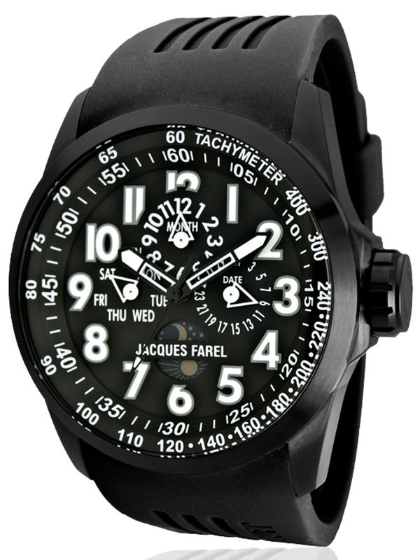 Jacques Farel-ATV1199 Analog Mens Watch