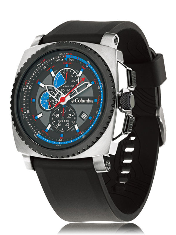 Columbia-CA100-003  Analog Chronograph Mens Watch