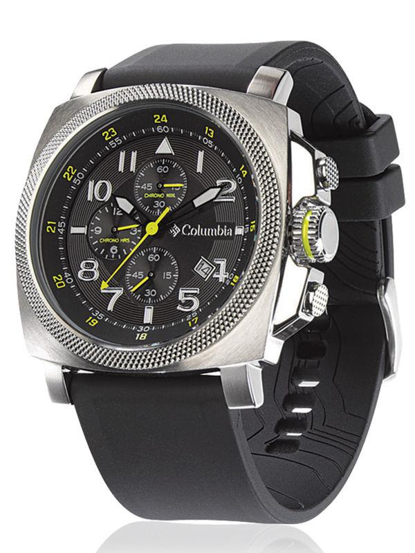 Columbia-CA101-001  Analog Chronograph Mens Watch