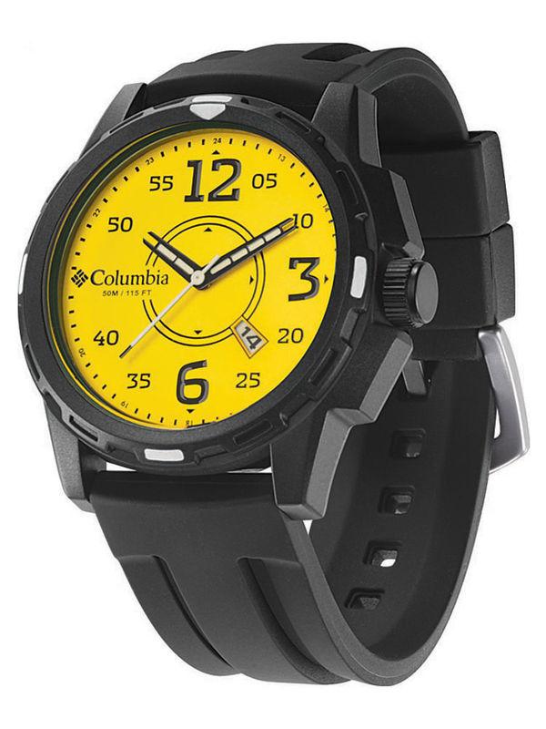 Columbia-CA800-901 Analog Mens Watch