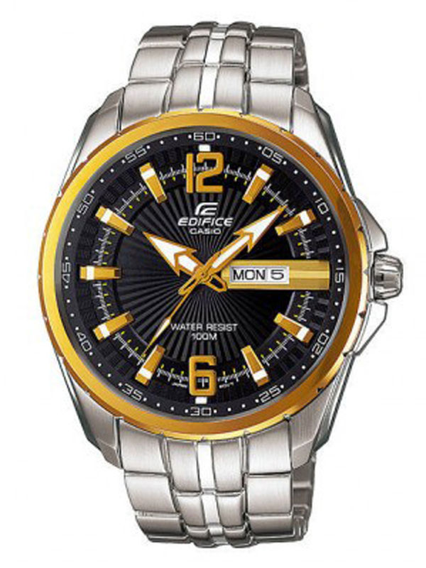Casio-ED445 EDIFICE Analog Mens Watch