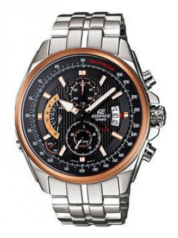 Casio-EX052 EDIFICE Chronograph Mens Watch
