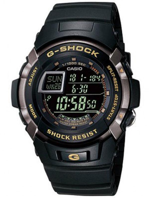 Casio-G223 G-SHOCK Digital Multifunction Mens Watch