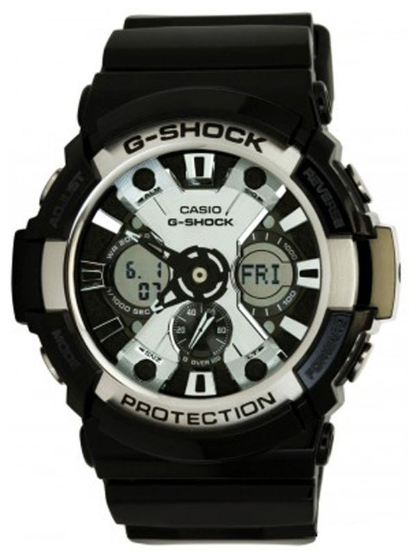 Casio-G383 G-SHOCK Analog Digital Multifunction Mens Watch