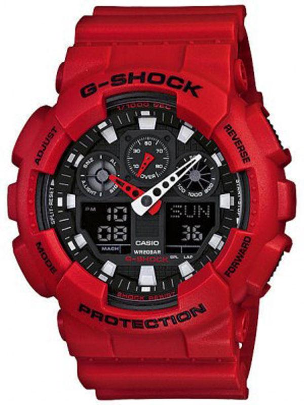 Casio-G344 G-SHOCK Analog Digital Multifunction Mens Watch