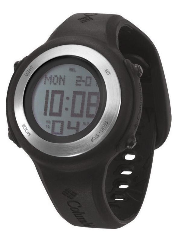 Columbia-CT012-001  Digital Multifunction Mens Watch