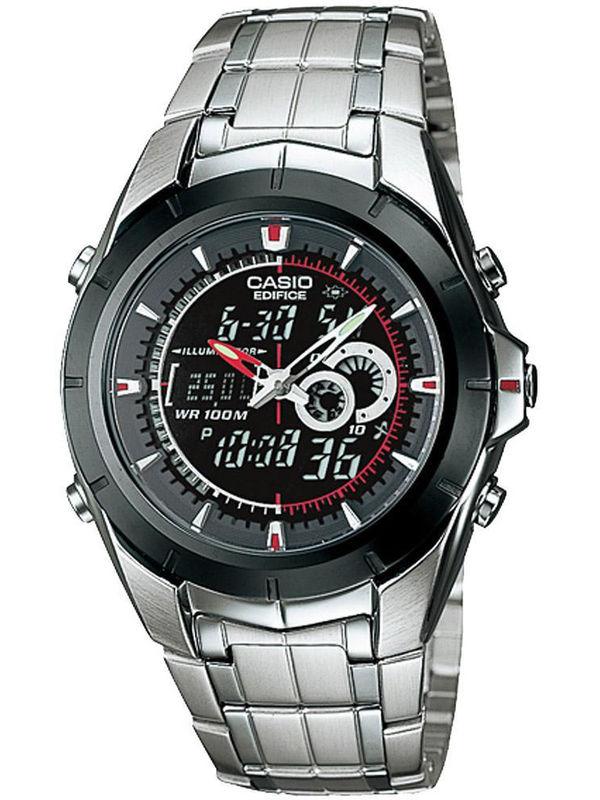 Casio Edifice ED-240 Edifice Analog-Digital Multifunction Mens  Watch