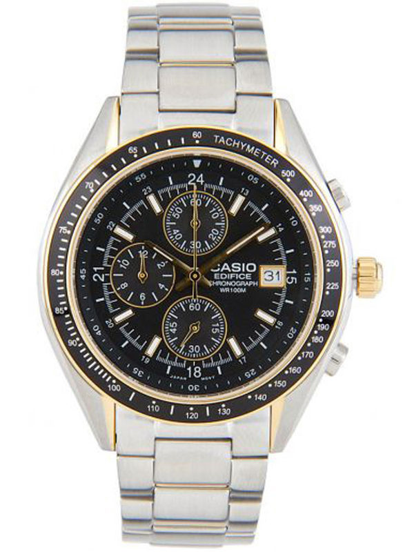 Casio Edifice ED-221 Edifice Analog Chronograph  Mens  Watch