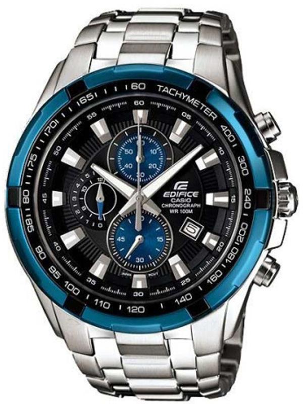 Casio Edifice ED-462 Edifice Analog Chronograph Mens  Watch