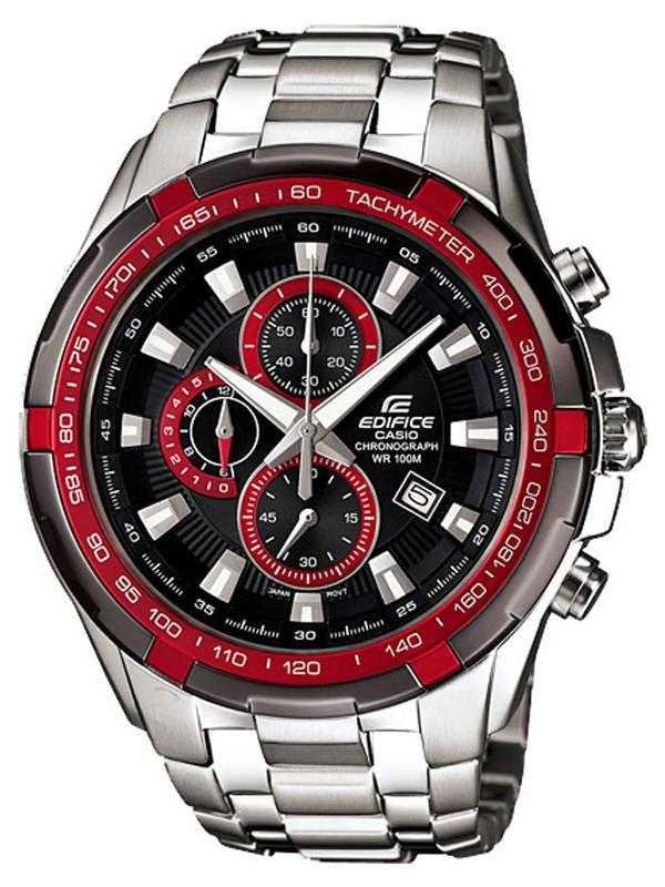Casio Edifice ED-463 Edifice Analog Chronograph Mens  Watch