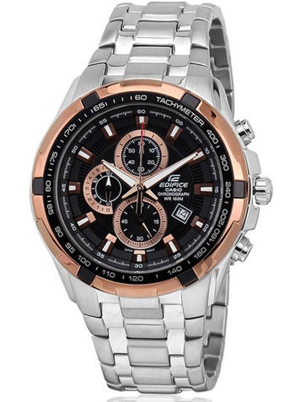 Casio Edifice ED-368 Edifice Analog Chronograph Mens  Watch