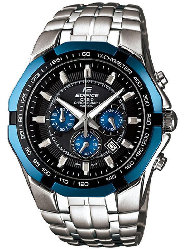 Casio Edifice ED-466 Edifice Analog Chronograph Mens  Watch